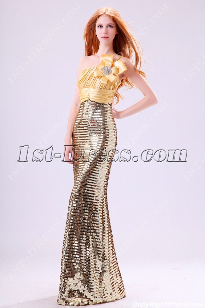 Shine-Gold-Sequins-Sheath-One-Shoulder-Evening-Dress-3564-b-1-1384614638
