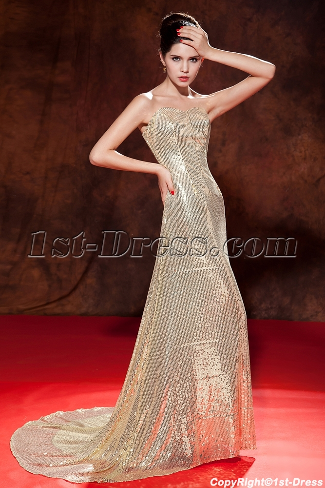 Beautiful Gold Color Dress Wedding Amp Quinceanera Dress