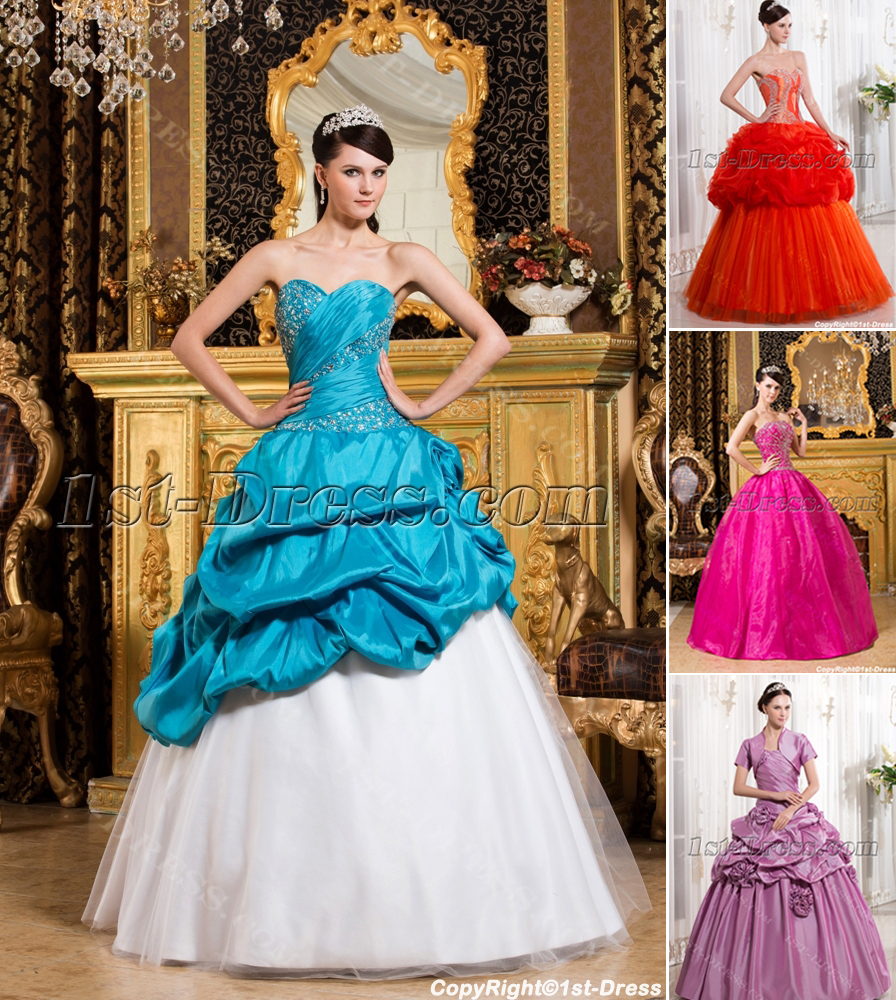 Beat Quinceanera Dresses at 1st-dress.com