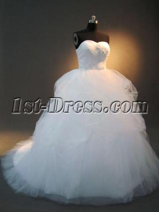 Romantic 2012 Couture Bridal Gowns IMG_2447