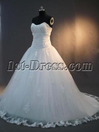 Romantic Princess Wedding Dresses for Sale IMG_2771