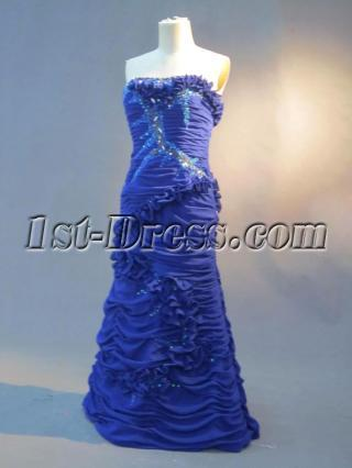 Royal Plus Size Prom Dresses under $200 IMG_2758