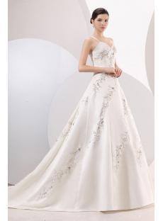 2013 Long wedding dresses cheap 80001