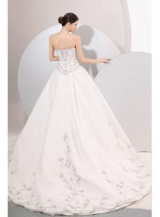 2013 Wedding Dresses Bridal Gowns 80002