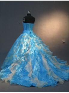 Blue And Gold Quinceanera Dresses 2012 Img 2277 1st Dress Com