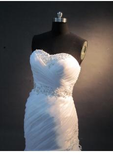 Sweetheart Casual Wedding Dresses for Spring IMG_2348