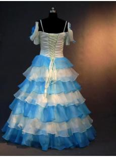 Traditional Sweet 16 Dresses with Short Sleeves IMG_2796