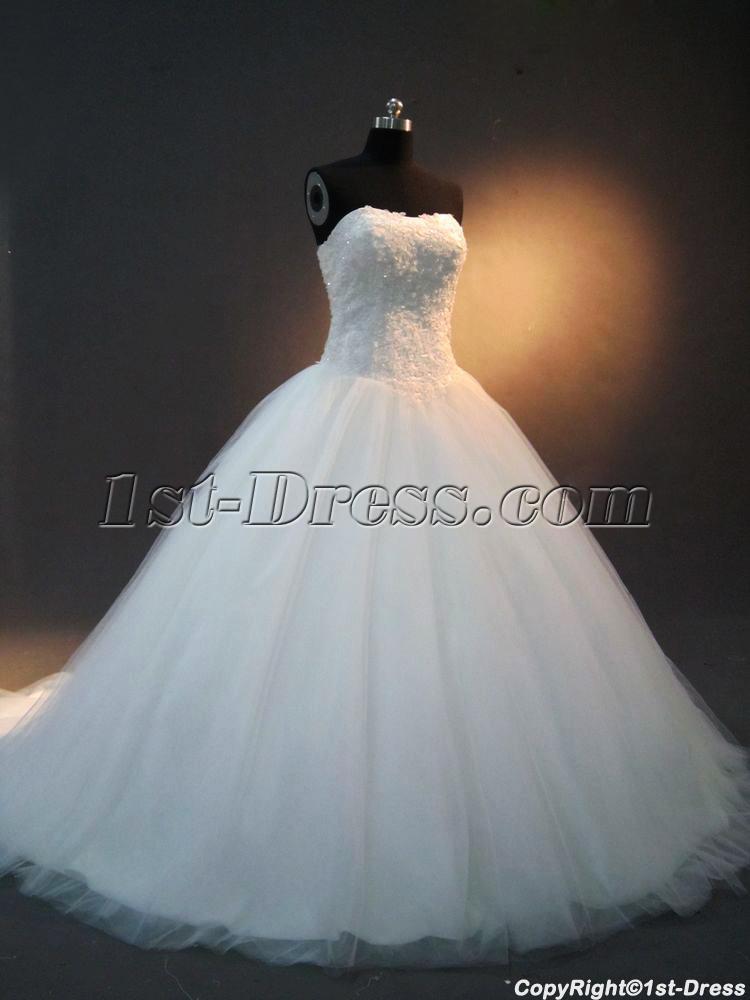 Basque Wedding Dresses 60