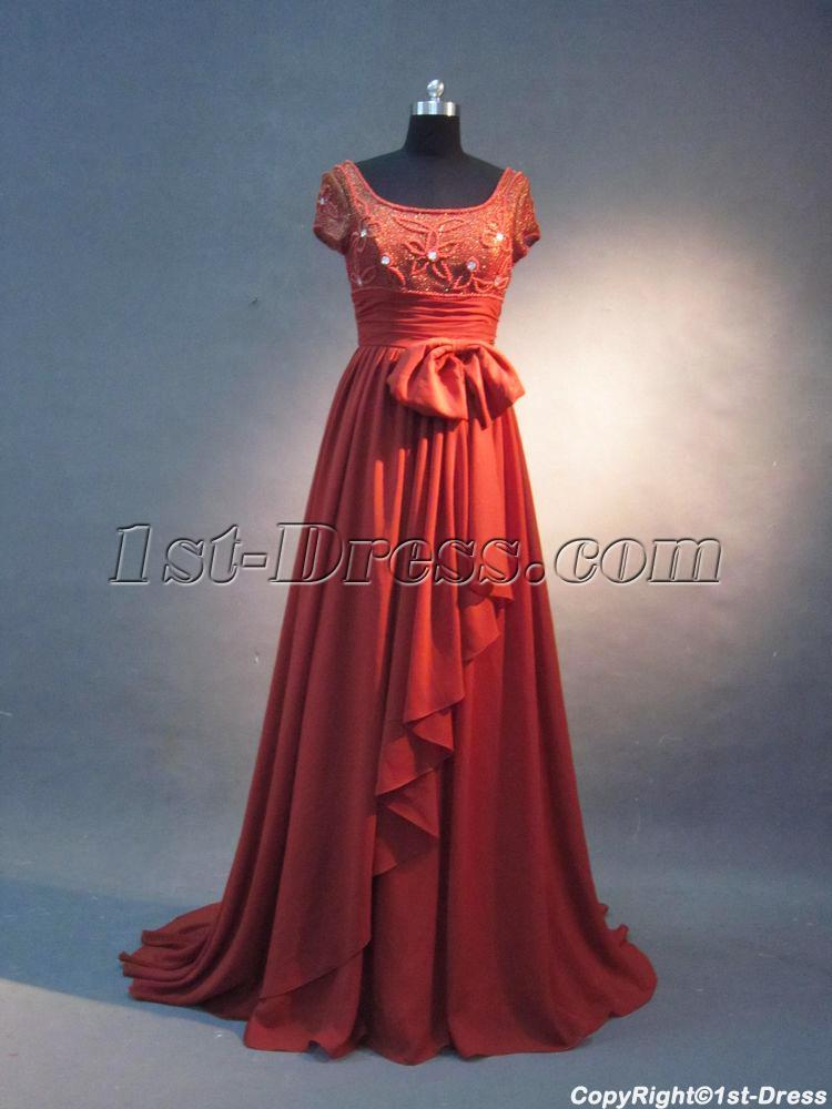 images/201301/big/Brown-Scoop-Beaded-Modest-Mother-of-Bride-Gown-with-Short-Sleeves-IMG_2727-201-b-1-1359222390.jpg