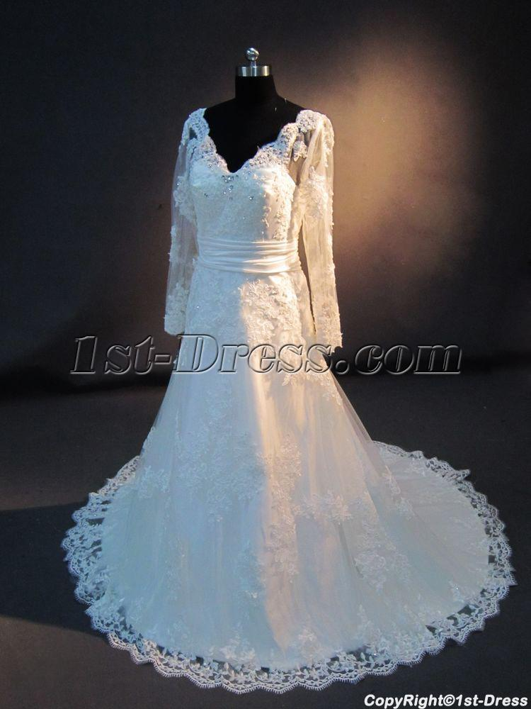 images/201301/big/Fully-Lace-Wedding-Dress-Long-Sleeves-with-V-neckline-IMG_2680-192-b-1-1359135114.jpg