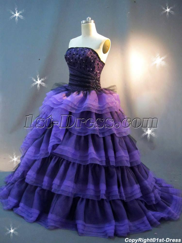 images/201301/big/Purple-and-Black-Princess-Quinceanera-Dress-IMG_2433-147-b-1-1358612428.jpg
