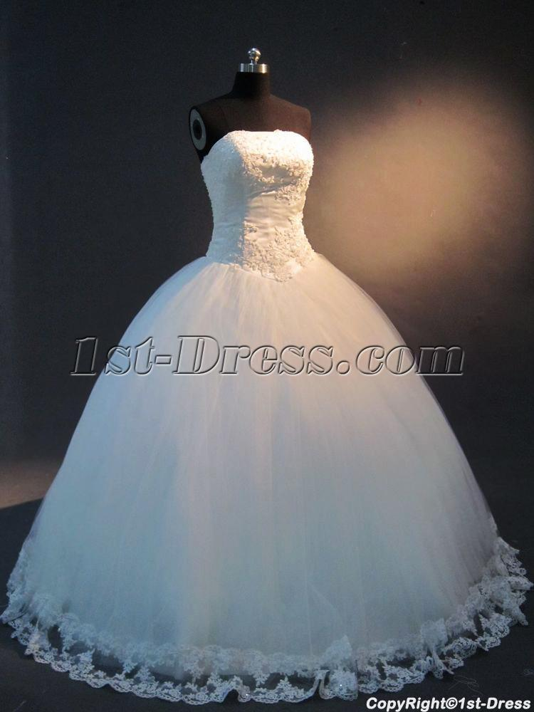 Ball gown princess wedding dresses