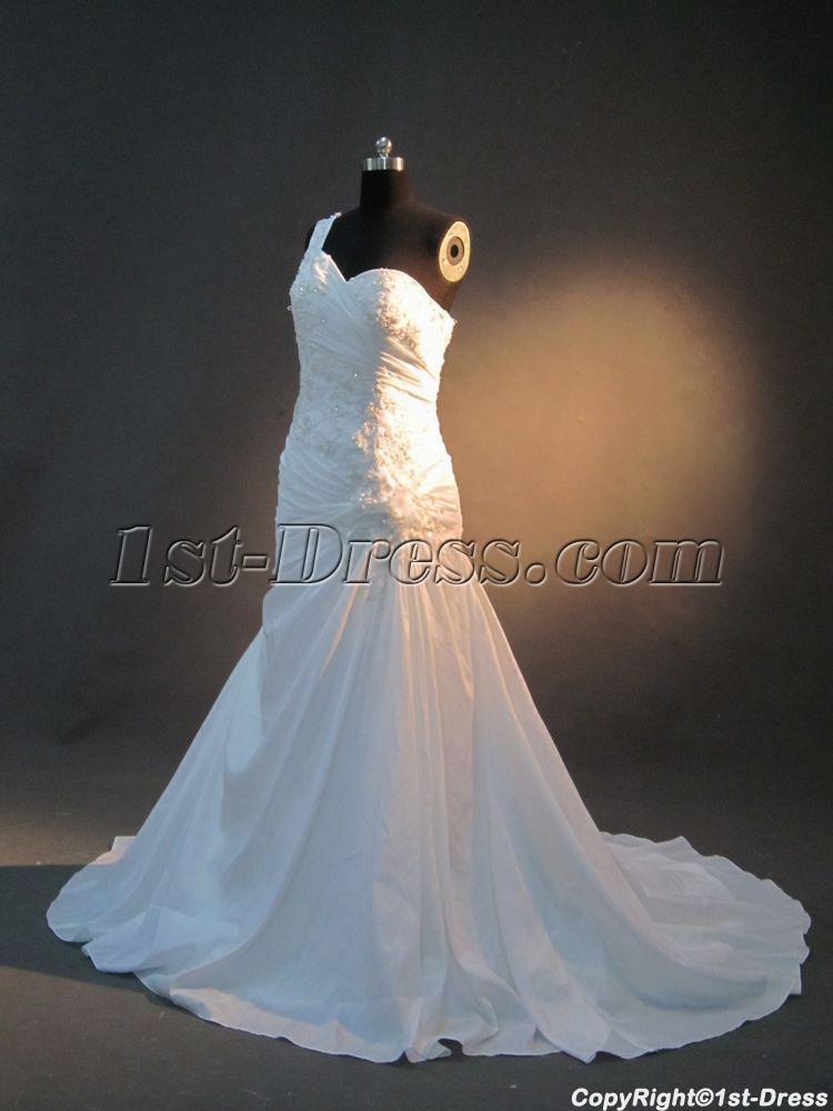 images/201301/big/Taffeta-One-Shoulder-Floral-Mermaid-Bridal-Gown-IMG_2724-200-b-1-1359221905.jpg