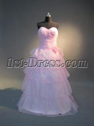 Pink Sweet 16 Dresses Ball Gowns IMG_3950
