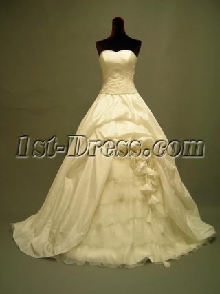Princess Inexpensive Wedding Dresses DSCN2735
