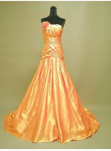 2011 Orange Prom Dresses for Sale 3061
