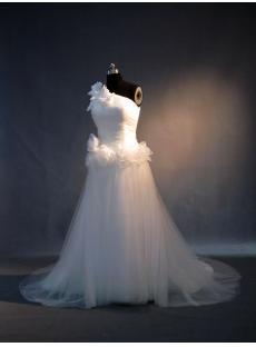 2013 Detachable Skirt Wedding Dress IMG_3638