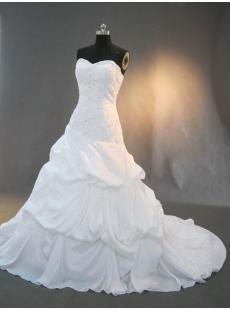 Corset Elegant Classy Wedding Gowns IMG_3011