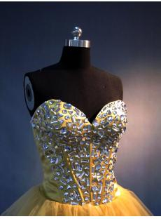 Gold Jeweled Super Sweet 16 Dresses IMG_3463