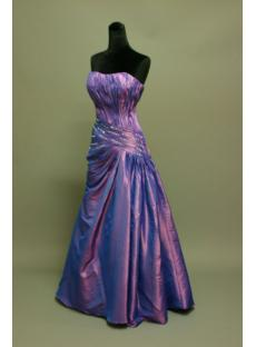 Purple Cheap Quinceanera Gown 2011 IMG_6780