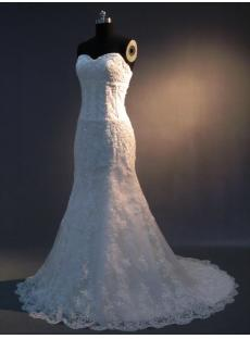 Sheath Lace Wedding Gowns under 300 Dollars IMG_3419