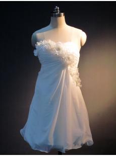 Simple Wedding Dresses for Short Women IMG_3980