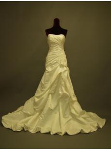 Slim Pick up 2012 Wedding Dresses 237