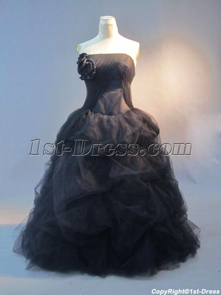 images/201302/big/Black-Plus-Size-Quince-Gown-Dress-IMG_3347-309-b-1-1361370843.jpg