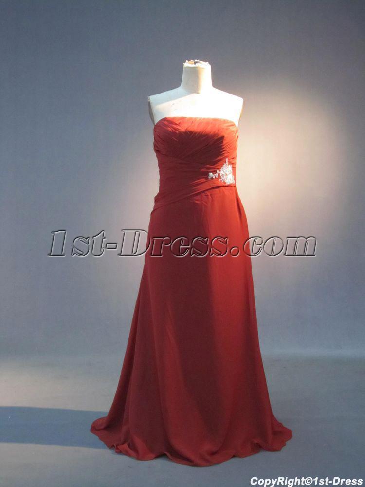Plus Size Burnt Orange Dresses Clothing For Large Ladies