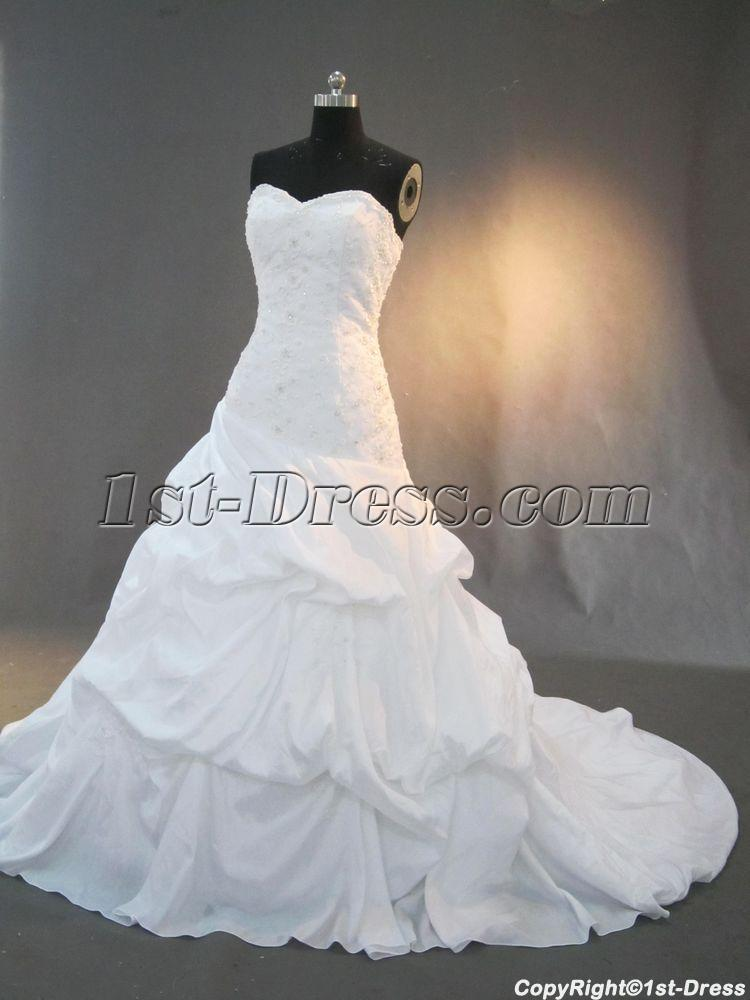 Corset elegant classy wedding gowns img 3011 1st for Wedding dresses elegant classy