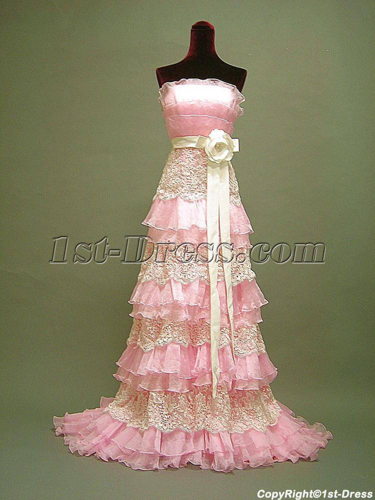 Pink Tradition Masquerade Ball Gown 3057 1st Dress Com
