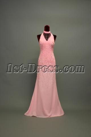 Luxury Beading Sexy Evening Dresses IMG_7107