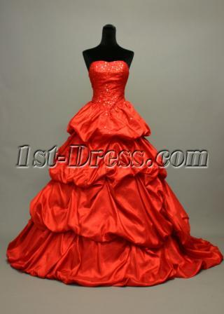Super Gorgeous Pretty Quinceanera Gown IMG_7122
