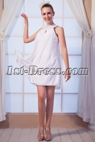 Tea Length Keyhole Junior Prom Dress img_0218