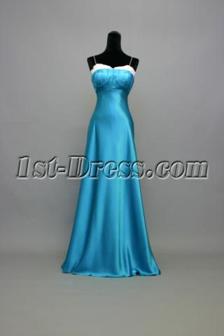 Turquoise Blue Gorgeous 2013 Prom Dresses IMG_7287