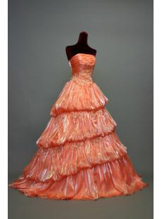 15 Coral Colored Quinceanera Dresses IMG_7017