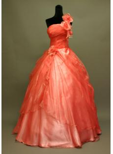 2011 One Shoulder Mexican Quinceanera Dresses img_6914