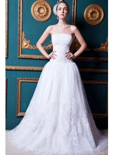 2013 Romantic Beautiful Princess Bridal Gown IMG_1662