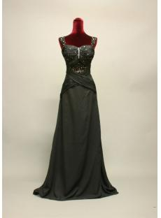 Black Formal Plus Size Prom Dress IMG_7151