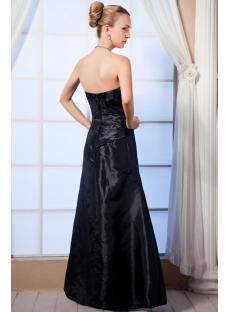 Black Split-front 2012 Prom Dress img_0039