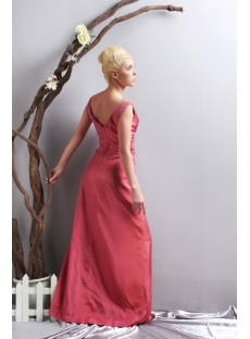 Cheap Elegant V-neckline Mother of the Groom dresses for fall 2012 SOV111022