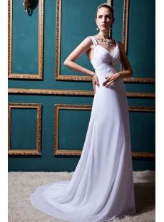 Criss-Cross Destination Wedding Dress IMG_0427