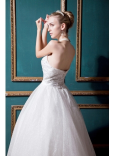 Exquisite Princess Bridal Gown Ball Dress IMG_0258