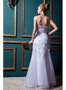 Floor Length Elegant 2013 Bridal Gown IMG_0406