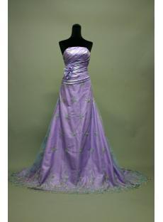 Lavender Graduation Dresses for High School IMG_7132
