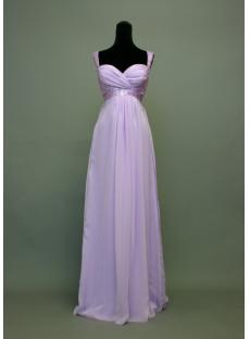 Lavender Plus Size Empire Prom Dress img_7330