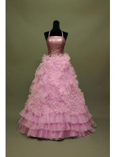 Lilac Princess Quinceanera Dama Dresses IMG_6985