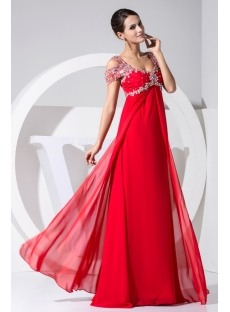 Size Prom Dress on Long Red Off Shoulder Plus Size Prom Dress Wd1 031 1st Dress Com