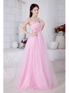 Pink Military Ball Gowns on Sale with Corset Back IMG_7494