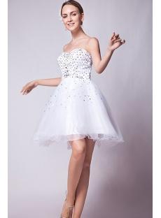 Pretty Puffy White Sweet 16 Dresses Img 1286 1st Dress Com